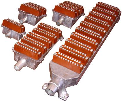 Боксы кабельные телефонные БКТ 10, 20, 30, 50 и 100