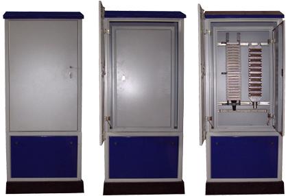 Шкафы распределительные уличные двойные ШРУД - 400, 600, 800 и 1200
