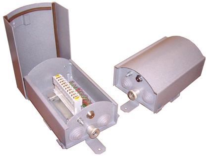 ЯКГ-10, 20, 30 (ЯКГР) ящик кабельный герметичный