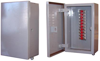 Ящик кабельный ЯКГС-10 (ЯКГ) с модулями защиты