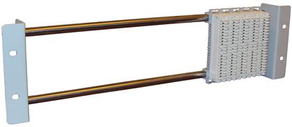 Модуль подключения МП-3U 19 дюймов для плинтов