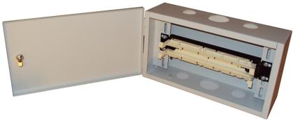 Шкаф антивандальный настенный ШАН 110 типа