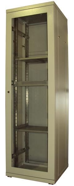 Шкафы телекоммуникационные ШТК 22U, 27U, 32U, 37U, 42U, 47U, 52U 19 дюймовые