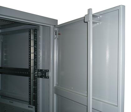 Замок шкафа антивандального ШТК-А 19 дюймовые