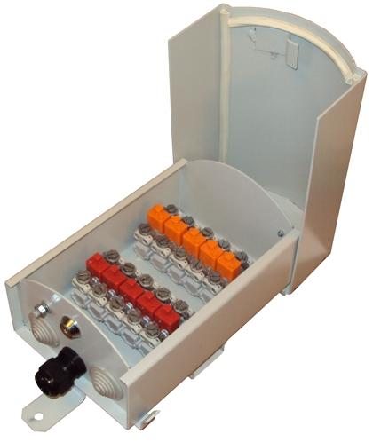 ЯКГМ-10, 20, 30 с модулями защиты